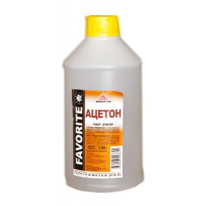 Ацетон технический 0,5л