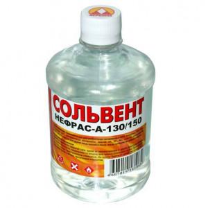 Сольвент нефтяной 0,5л