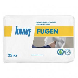 Шпаклевка Кнауф Фугенфюллер 25 кг для стыков ГКЛ