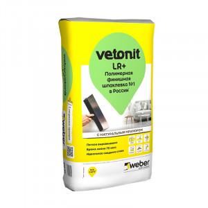 Шпаклевка Ветонит ЛР+ Vetonit LR плюс 20 кг