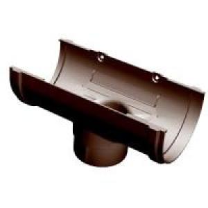 Воронка водосточная Docke Premium шоколад