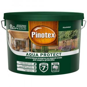 Пропитка Пинотекс Pinotex Aqua Protect (база под колеровку)
