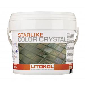 Эпоксидная затирка для мозаики COLOR CRYSTAL 2.5 кг