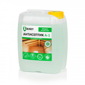 Антисептик Зелест «А-1» ЭкоБио (5кг)