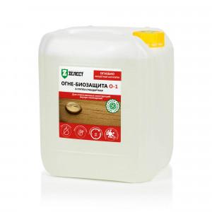 Огне-биозащита Зелест «О-1» Огнестандарт (10кг)