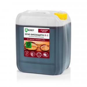 Огне-биозащита Зелест «О-2» ОгнеПроф (12кг)