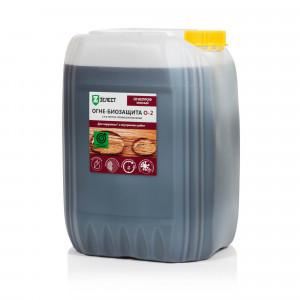 Огне-биозащита Зелест «О-2» ОгнеПроф (23кг)