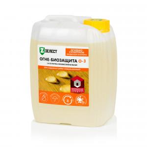 Огне-биозащита Зелест «О-3» ОгнеСуперПроф (5кг)
