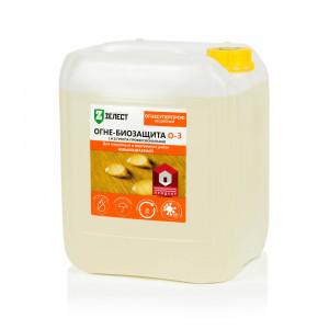 Огне-биозащита Зелест «О-3» ОгнеСуперПроф (10кг)
