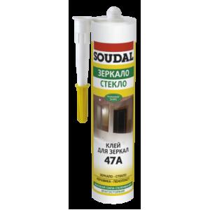 Клей для зеркал каучуковый SOUDAL 47А 300мл